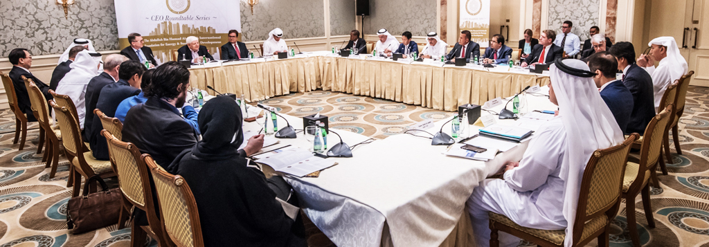 The Al-Attiyah Foundation hosts the 8th Quarterly CEO Roundtable on Water Security