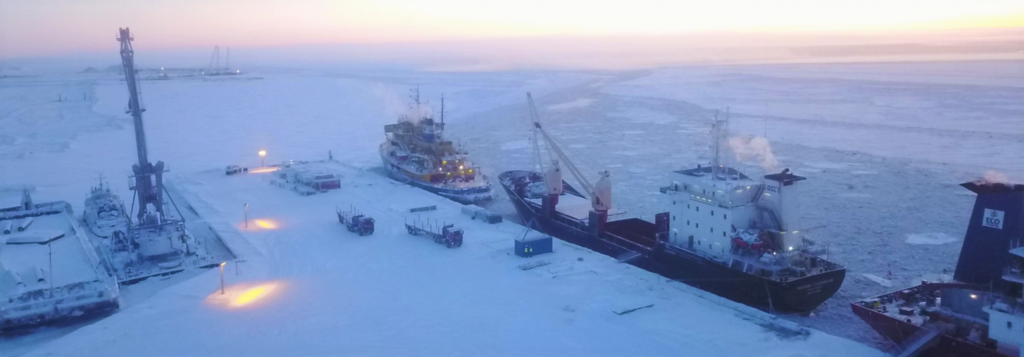Russia Zooms in on its Arctic Reserves and Trade Routes to Become LNG Giant